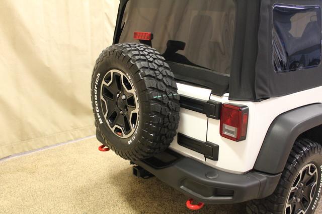 2013 Jeep Wrangler Unlimited Rubicon 10th Anniversary Roscoe, Illinois 15