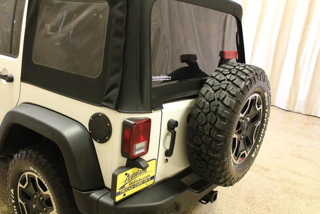 2013 Jeep Wrangler Unlimited Rubicon 10th Anniversary Roscoe, Illinois 16
