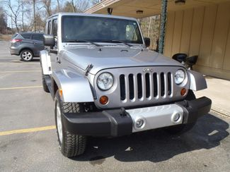 2013 Jeep Wrangler Unlimited in Shavertown, PA