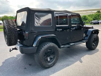 2013 Jeep Wrangler Unlimited LIFTED SAHARA NAV OCD 35 TOYOs   Florida  Bayshore Automotive   in , Florida
