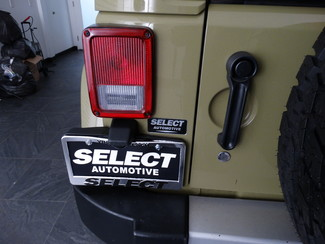 2013 Jeep Wrangler Unlimited Sahara Virginia Beach, Virginia 4