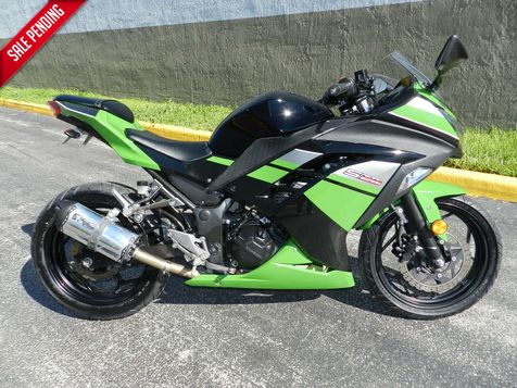 2013 Kawasaki Ninja 300 w/ Two Bros. Exahust in Hollywood, Florida