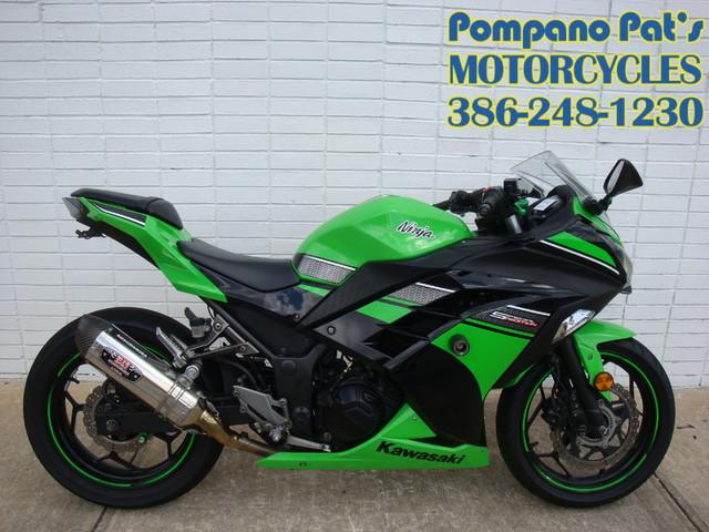 2013 Kawasaki Ninja® 300 ABS Daytona Beach, FL 1