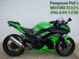 2013 Kawasaki Ninja® 300 ABS Daytona Beach, FL