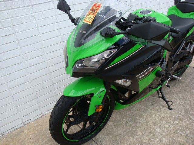 2013 Kawasaki Ninja® 300 ABS Daytona Beach, FL 8
