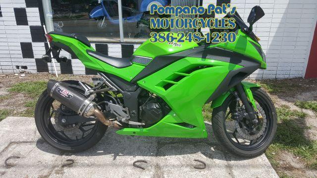 2013 Kawasaki Ninja 300 Daytona Beach, FL 8