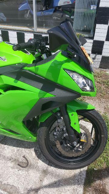 2013 Kawasaki Ninja 300 Daytona Beach, FL 1