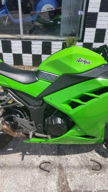 2013 Kawasaki Ninja 300 Daytona Beach, FL 2