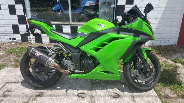 2013 Kawasaki Ninja 300 Daytona Beach, FL 0
