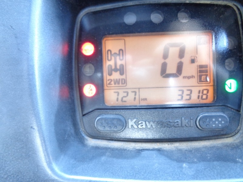 2013 Kawasaki Teryx 750   Oklahoma  Action PowerSports  in Tulsa, Oklahoma