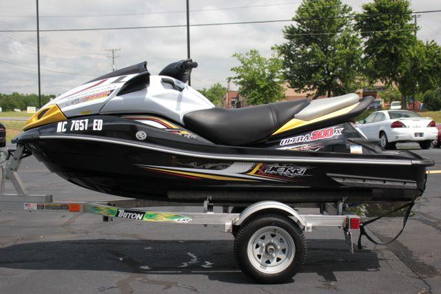 2013 Kawasaki Ultra 300X Supercharged Mooresville , NC 3