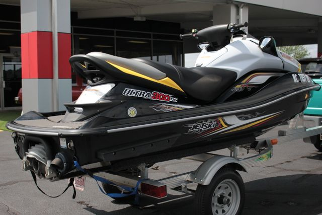 2013 Kawasaki Ultra 300X Supercharged Mooresville , NC 5