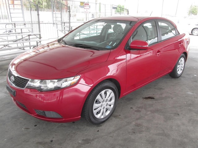 2013 Kia Forte EX This particular vehicle has a SALVAGE title Please call or email to check avail