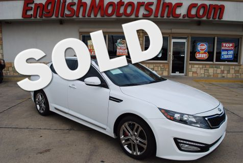 2013 Kia Optima SX w/Limited Pkg in Brownsville, TX