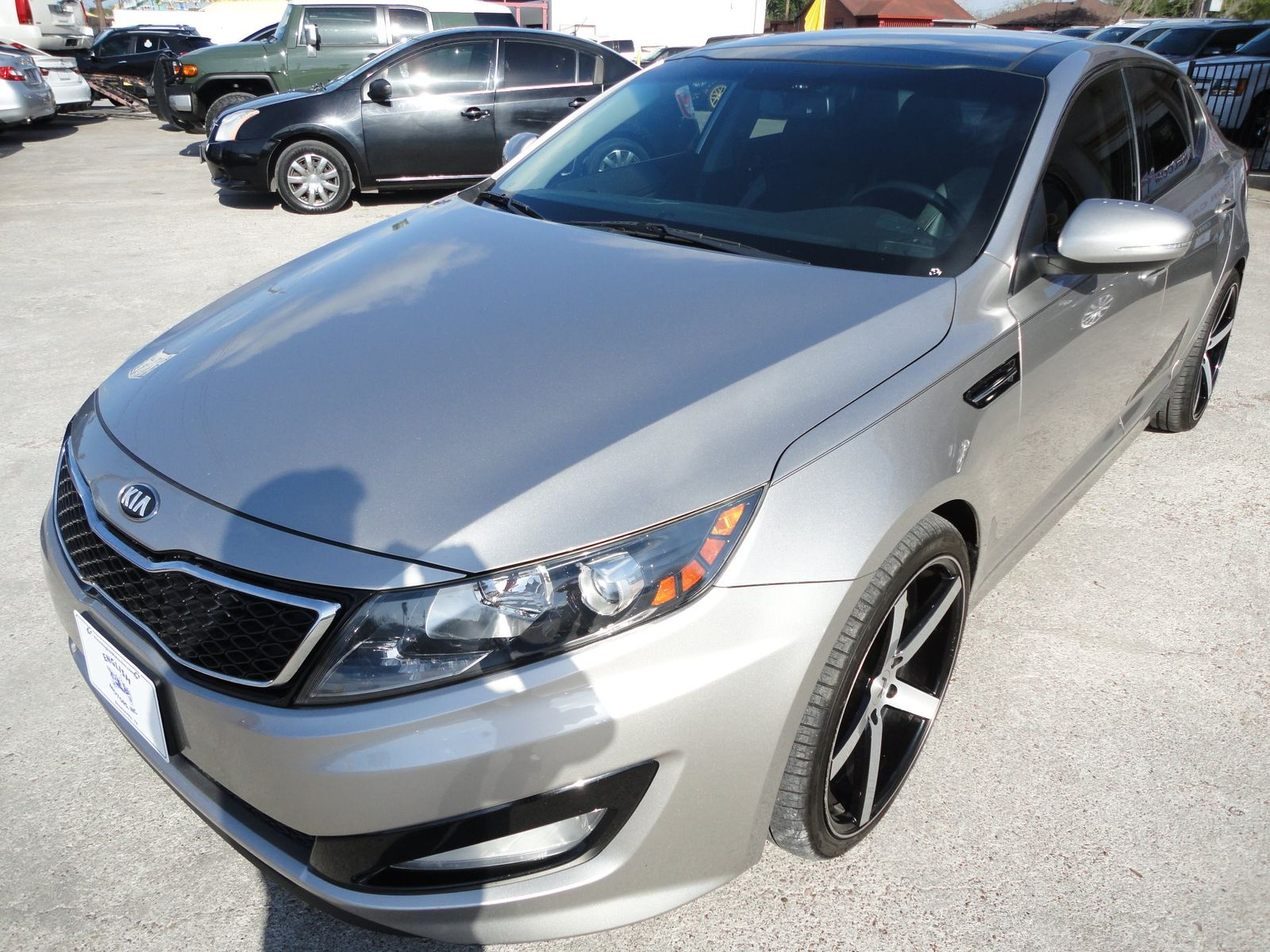 said who drive nothing luxury front limited sx kia in optima