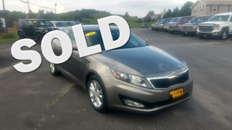 2013 Kia Optima EX in Derby, Vermont