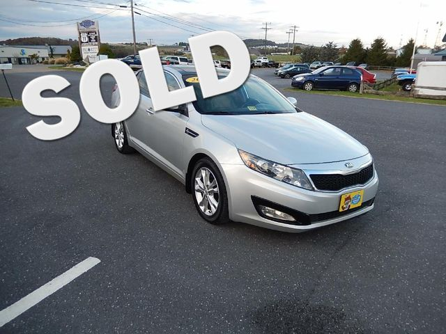 2013 Kia Optima EX | Harrisonburg, VA | Armstrong's Auto Sales in Harrisonburg VA