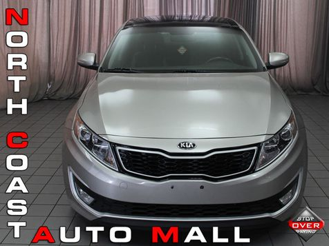 2013 Kia Optima Hybrid EX in Akron, OH