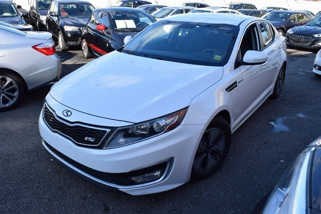 2013 Kia Optima Hybrid LX Richmond Hill, New York 1