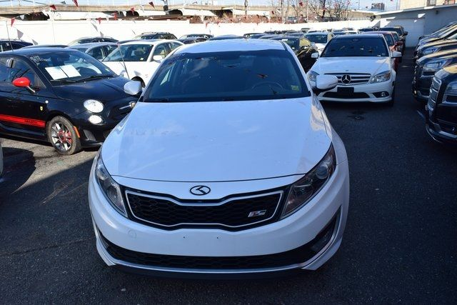 2013 Kia Optima Hybrid LX Richmond Hill, New York 2