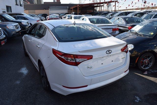 2013 Kia Optima Hybrid LX Richmond Hill, New York 7