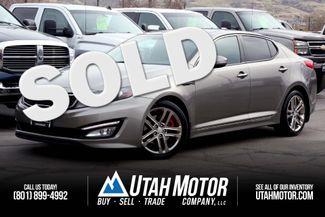2013 Kia Optima SX w/Limited Pkg   Orem, Utah   Utah Motor Company in  Utah