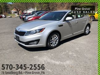 2013 Kia Optima LX | Pine Grove, PA | Pine Grove Auto Sales in Pine Grove