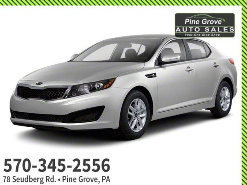 2013 Kia Optima LX | Pine Grove, PA | Pine Grove Auto Sales in Pine Grove, PA