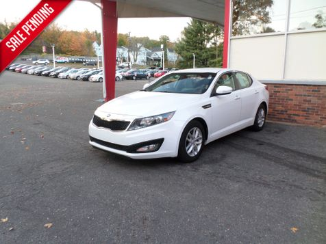 2013 Kia Optima LX in WATERBURY, CT