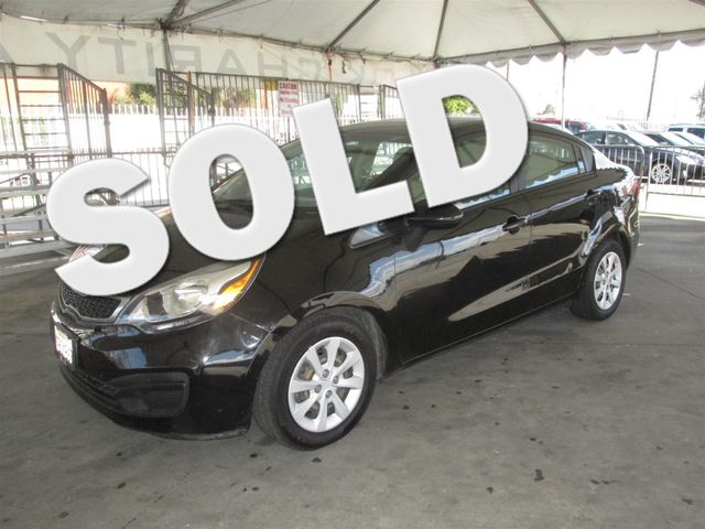 2013 Kia Rio EX Please call or e-mail to check availability All of our vehicles are available f