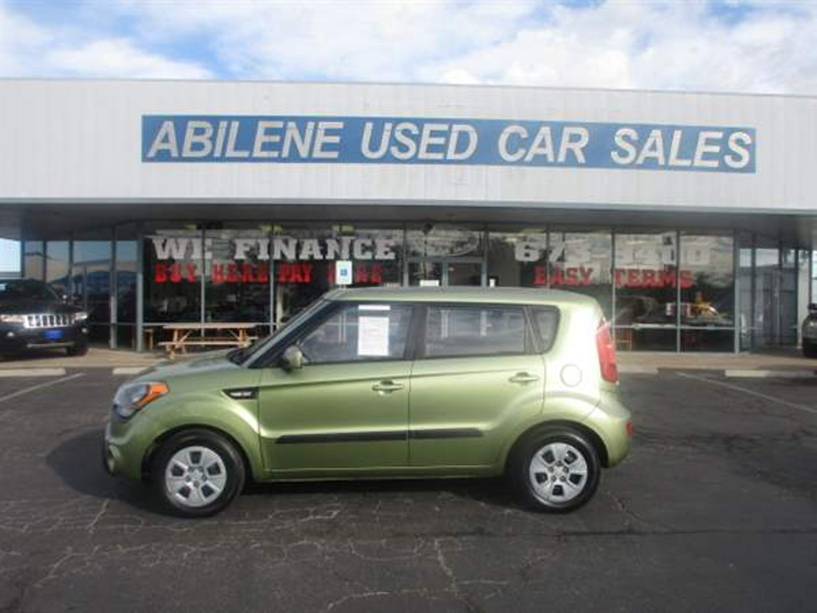 Abilene Used Cars