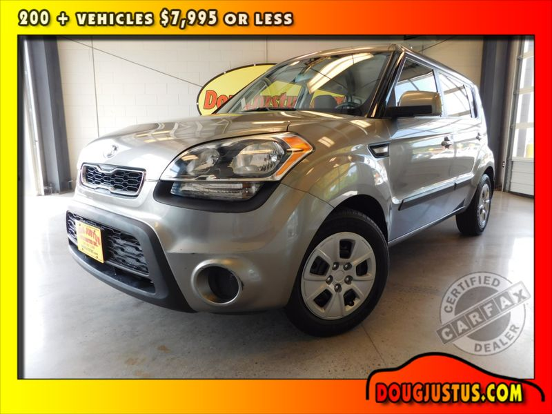 2013 Kia Soul Base  city TN  Doug Justus Auto Center Inc  in Airport Motor Mile ( Metro Knoxville ), TN