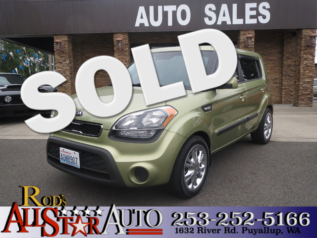 2013 Kia Soul Base The CARFAX Buy Back Guarantee that comes with this vehicle means that you can b