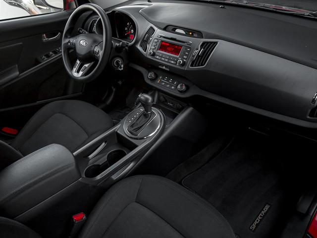 2013 Kia Sportage LX Burbank, CA 10