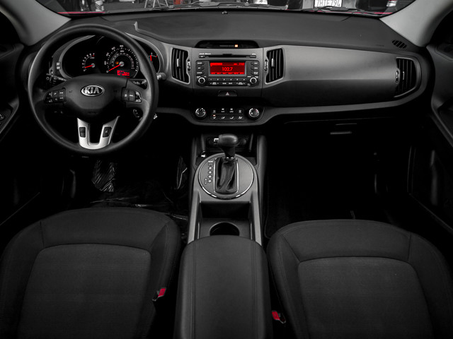 2013 Kia Sportage LX Burbank, CA 8