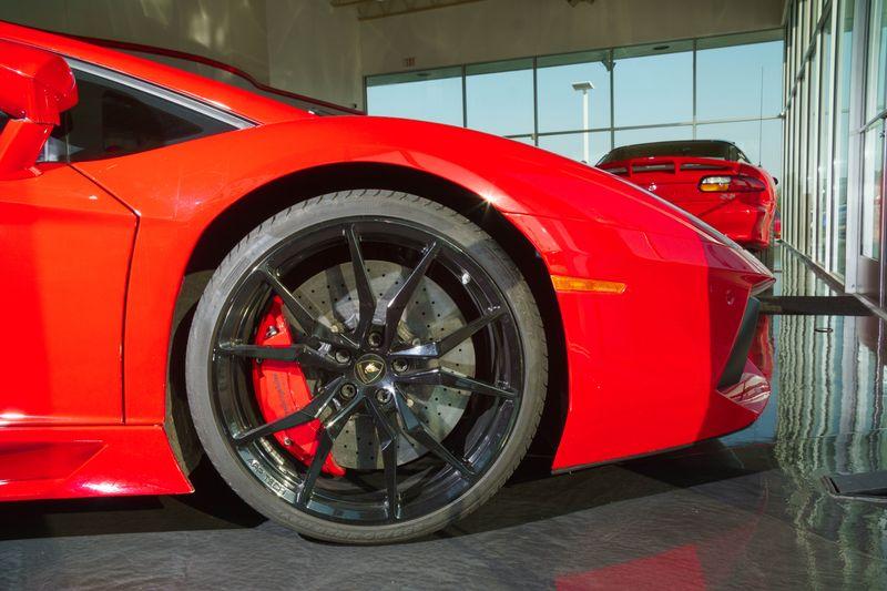 2013 Lamborghini Aventador   Lake Bluff IL  Executive Motor Carz  in Lake Bluff, IL