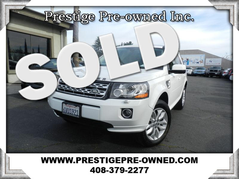 2013 Land Rover LR2 HSE  in Campbell CA