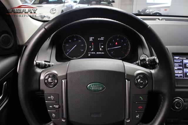 2013 Land Rover LR2 Merrillville, Indiana 16
