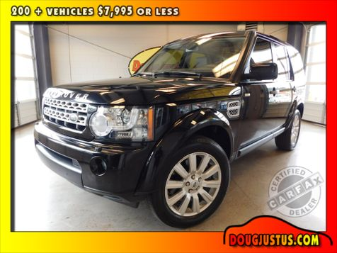 2013 Land Rover LR4 HSE in Airport Motor Mile ( Metro Knoxville ), TN
