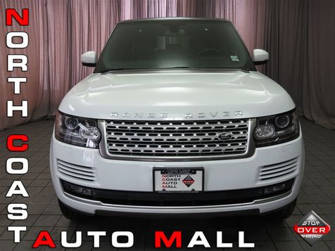 2013 Land Rover Range Rover HSE in Akron, OH