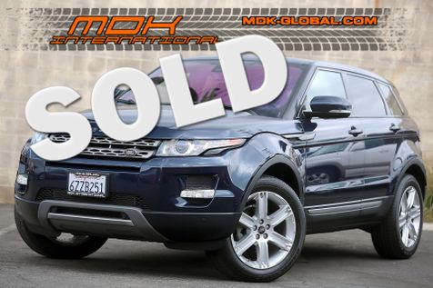 2013 Land Rover Range Rover Evoque Pure Plus - Navigation - Panoramic sunroof in Los Angeles
