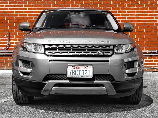 2013 Land Rover Range Rover Evoque Pure Burbank, CA 3