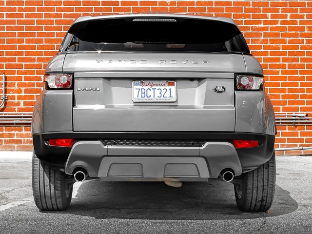 2013 Land Rover Range Rover Evoque Pure Burbank, CA 4