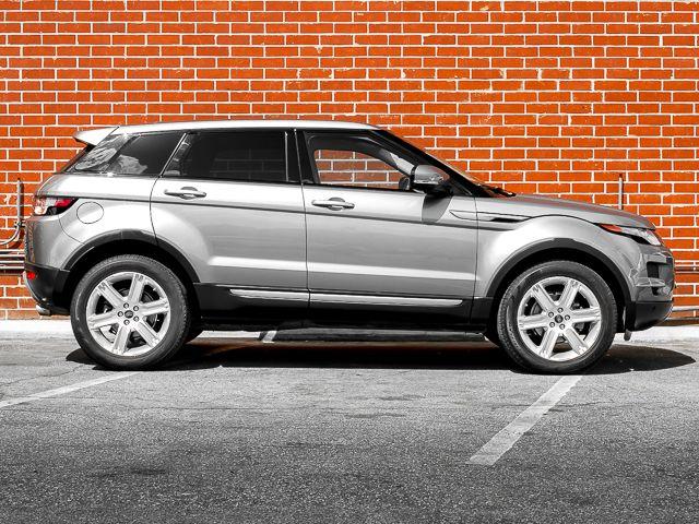2013 Land Rover Range Rover Evoque Pure Burbank, CA 5