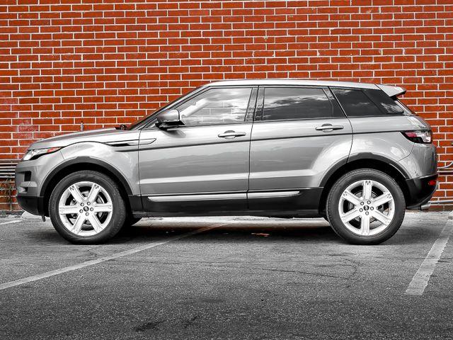 2013 Land Rover Range Rover Evoque Pure Burbank, CA 6