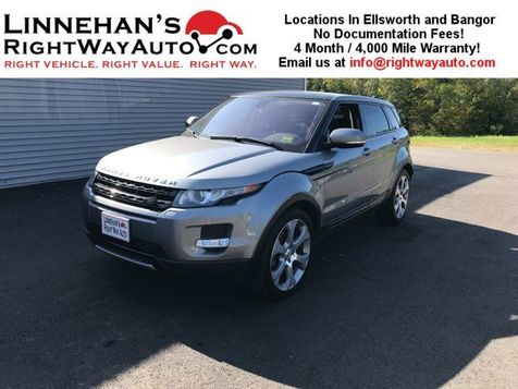 2013 Land Rover Range Rover Evoque Pure Plus in Bangor