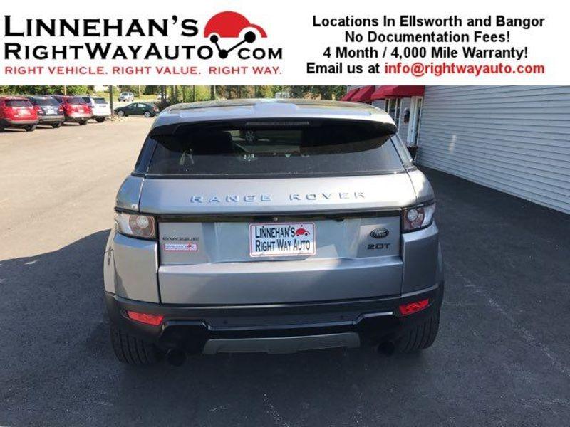 2013 Land Rover Range Rover Evoque Pure Plus  in Bangor, ME