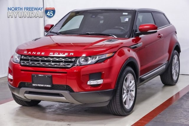 2013 land rover evoque pure plus nav leather pano roof ebay. Black Bedroom Furniture Sets. Home Design Ideas