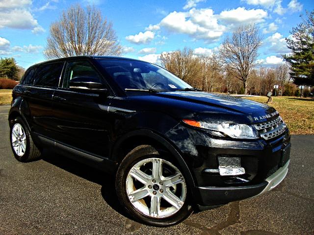 2013 Land Rover Range Rover Evoque Pure Plus Leesburg, Virginia 1