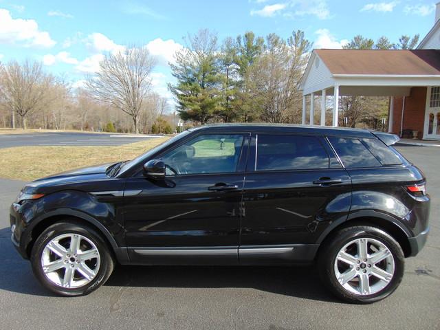 2013 Land Rover Range Rover Evoque Pure Plus Leesburg, Virginia 5